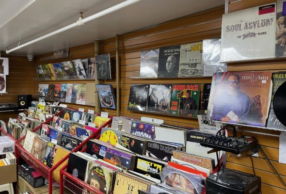 Midtown Record Stores Find Innovative Ways to Withstand Changing Industry